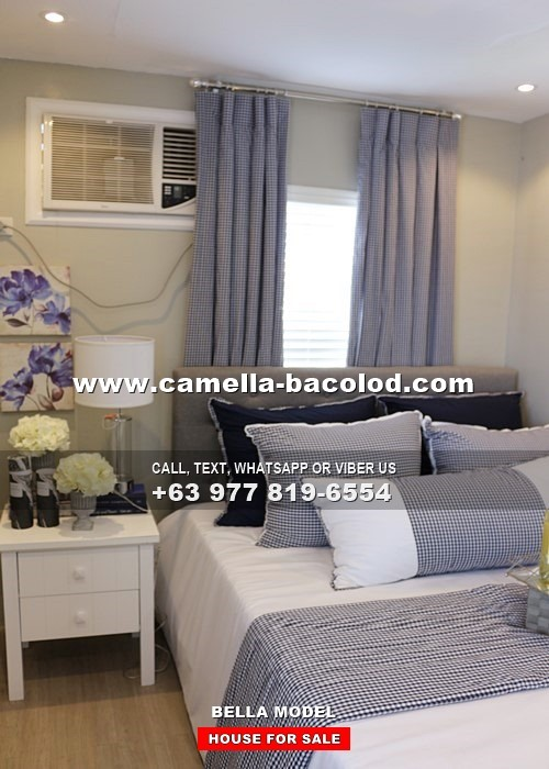 Bella House for Sale in Bacolod