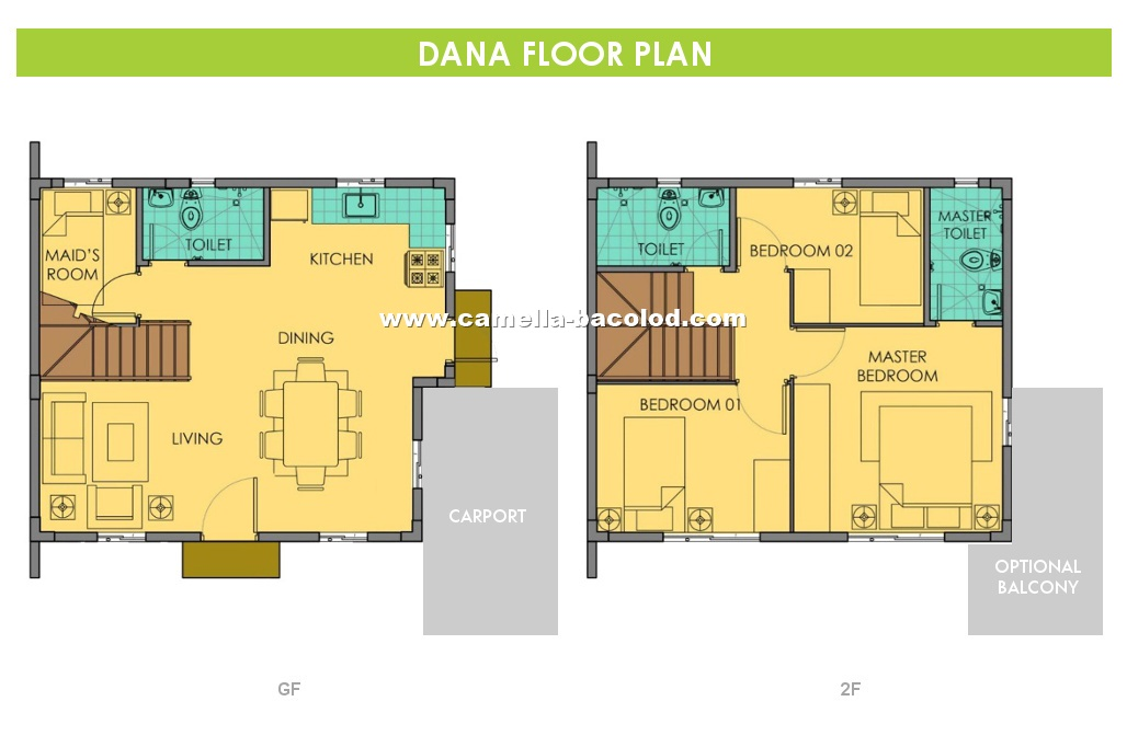 Dana  House for Sale in Bacolod