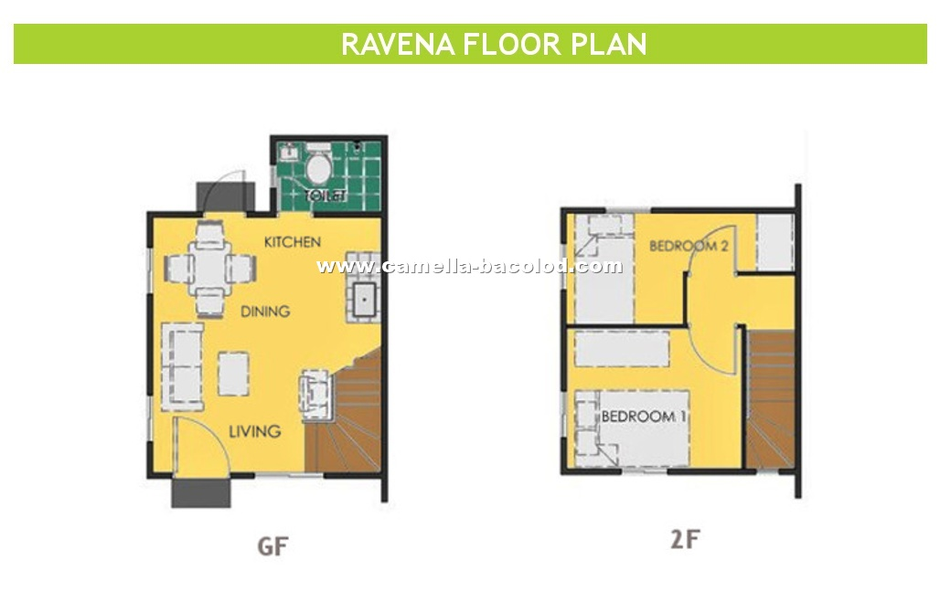 Ravena  House for Sale in Bacolod
