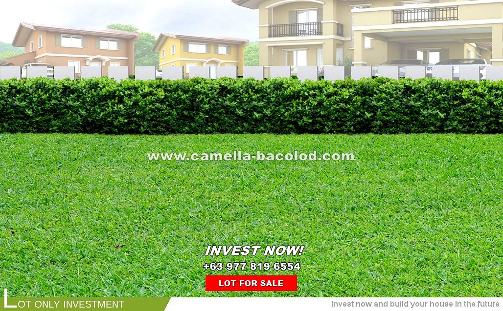 Lot House for Sale in Bacolod