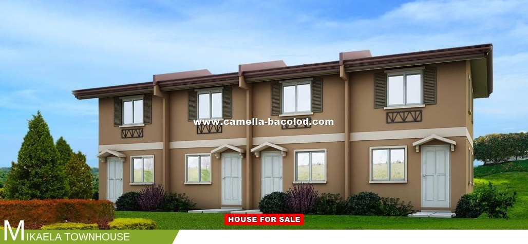 Mikaela House for Sale in Bacolod