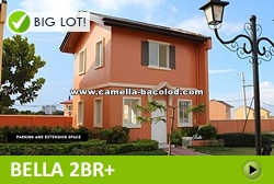 Bella House and Lot for Sale in Bacolod Philippines
