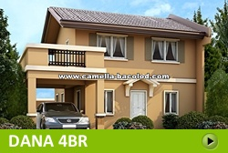 Dana House and Lot for Sale in Bacolod Philippines