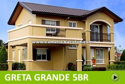 Greta House and Lot for Sale in Bacolod Philippines