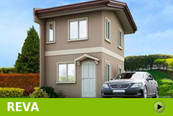 Reva House and Lot for Sale in Bacolod Philippines