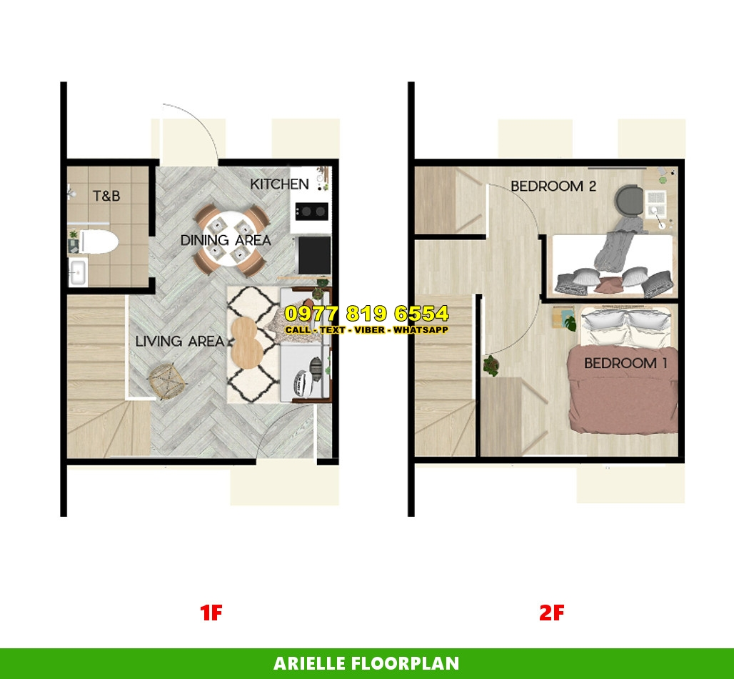 Arielle  House for Sale in Bacolod