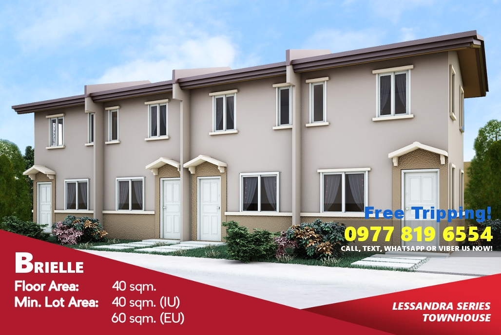 Brielle House for Sale in Bacolod