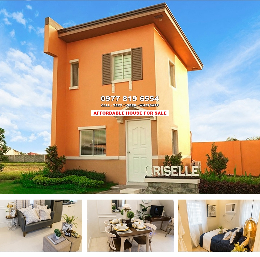 Criselle House for Sale in Bacolod