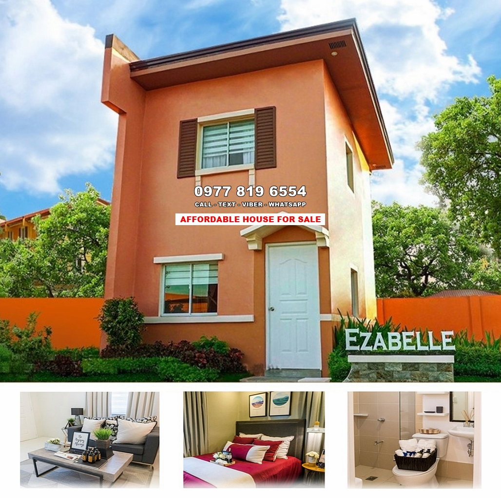 Ezabelle House for Sale in Bacolod