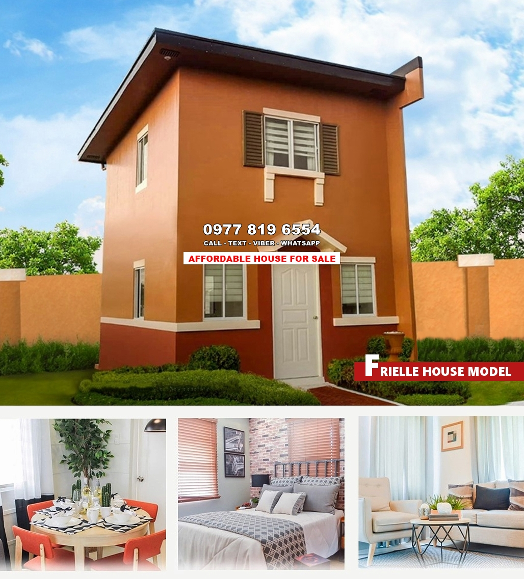 Frielle House for Sale in Bacolod