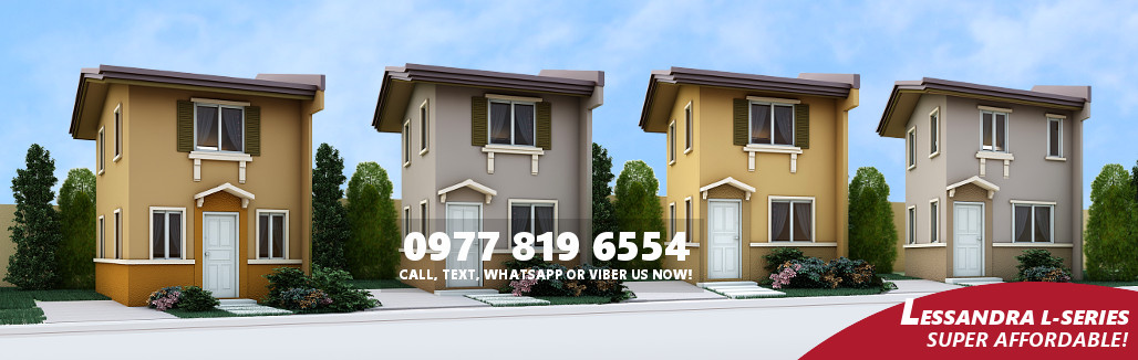 Lesandra L-Series Enclave - House for Sale in Bacolod