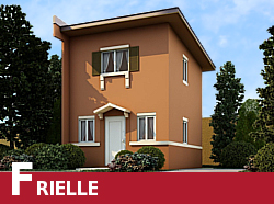 Frielle - Affordable House for Sale in Bacolod City