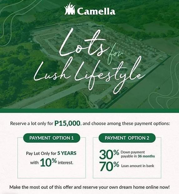 News regarding Camella Bacolod.